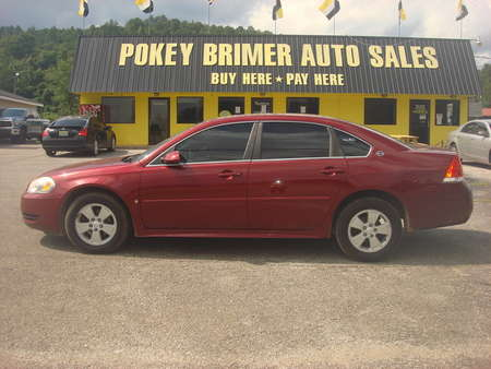 2009 Chevrolet Impala  for Sale  - 6719  - Pokey Brimer