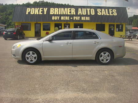 2008 Chevrolet Malibu  for Sale  - 6866  - Pokey Brimer