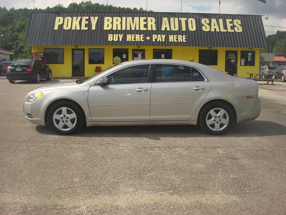 2008 Chevrolet Malibu  - Pokey Brimer