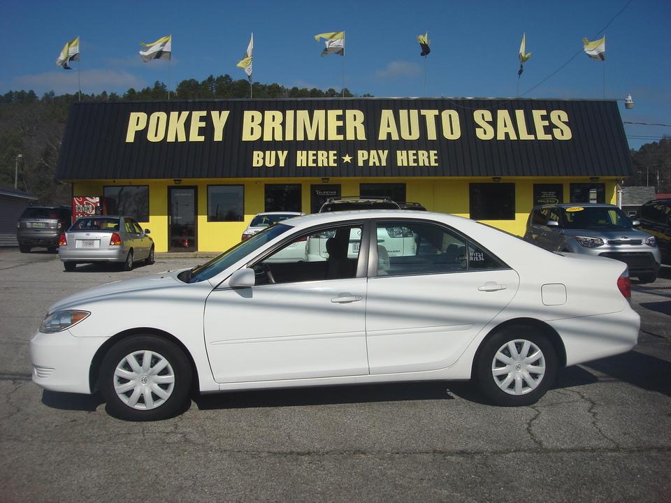 2005 Toyota Camry  - 7126  - Pokey Brimer
