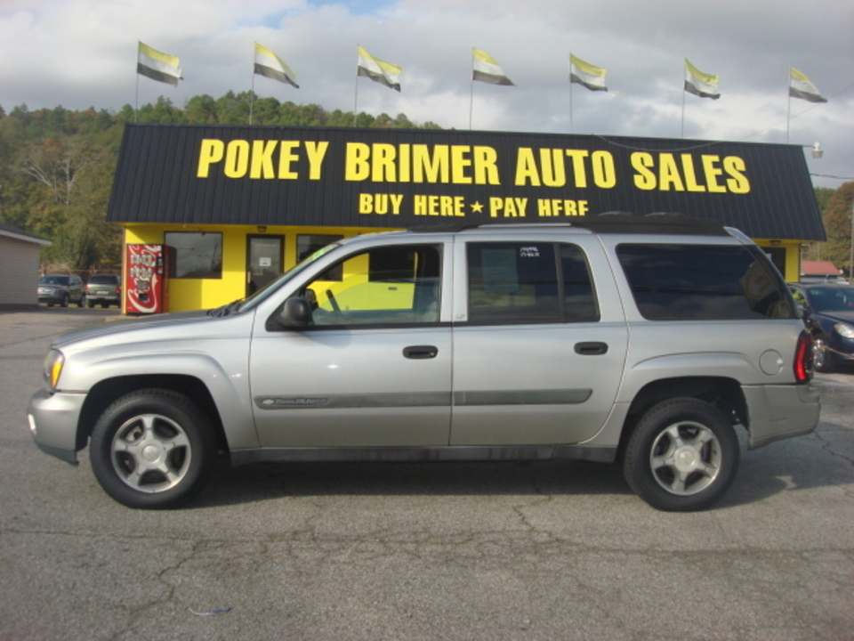 2004 Chevrolet TrailBlazer 3rd row seating  - 6452FA  - Pokey Brimer