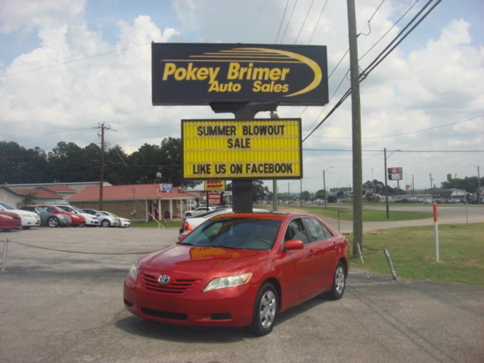 2007 Toyota Camry  - Pokey Brimer