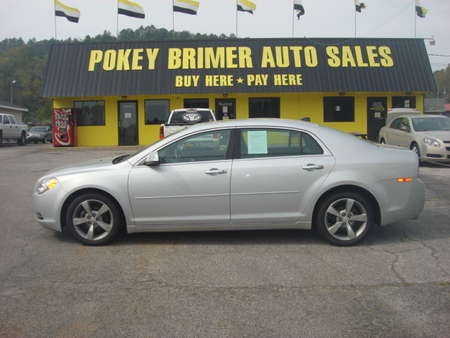 2012 Chevrolet Malibu  for Sale  - 6671  - Pokey Brimer