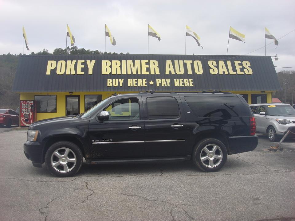 2010 Chevrolet Suburban LTZ 3RD ROW SEAT  - 7200  - Pokey Brimer
