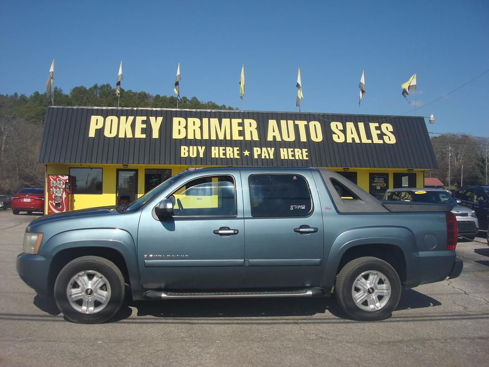 2008 Chevrolet Avalanche 4X4  - 7139  - Pokey Brimer