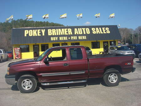 2003 Chevrolet Silverado 1500 Z71 4X4 for Sale  - 7105  - Pokey Brimer