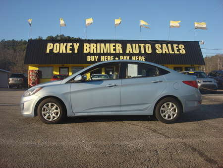 2014 Hyundai Accent  for Sale  - 7036  - Pokey Brimer