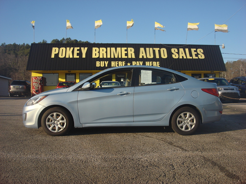 2014 Hyundai Accent  - 7036  - Pokey Brimer