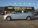 2014 Hyundai Accent  - Pokey Brimer