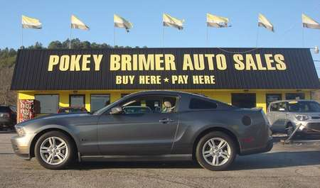 2010 Ford Mustang  for Sale  - 7110  - Pokey Brimer