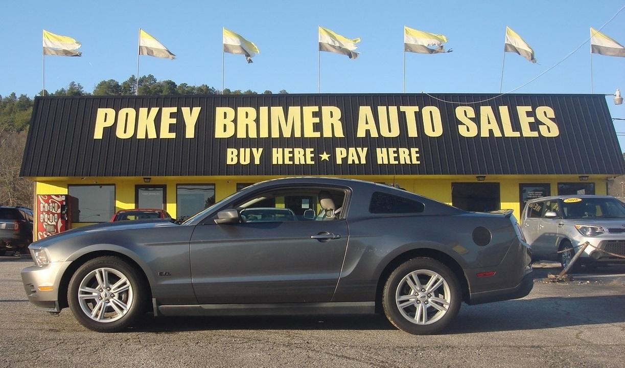 2010 Ford Mustang  - 7110  - Pokey Brimer