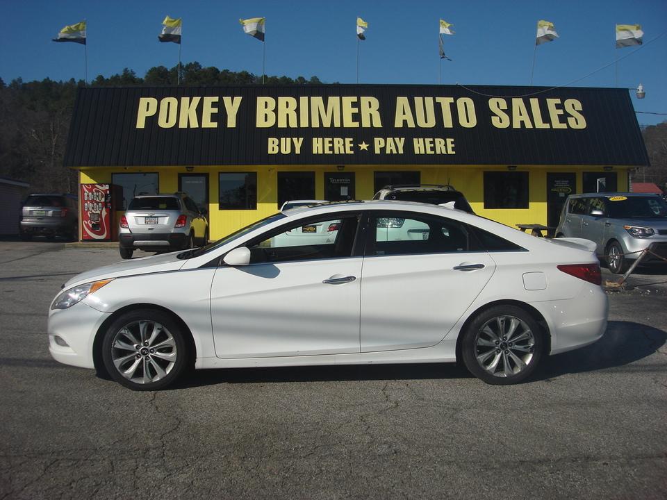 2012 Hyundai Sonata  - 7117  - Pokey Brimer