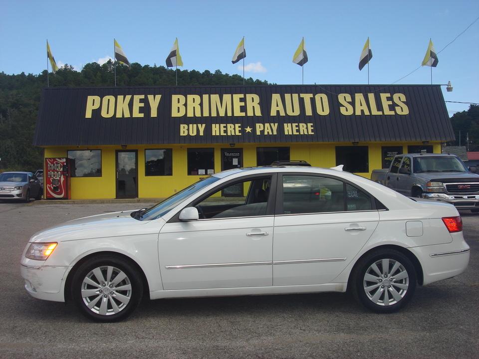 2009 Hyundai Sonata  - Pokey Brimer