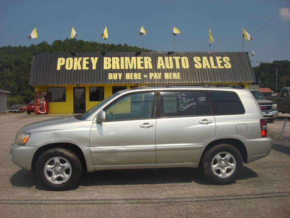 2006 Toyota Highlander  - 6737  - Pokey Brimer