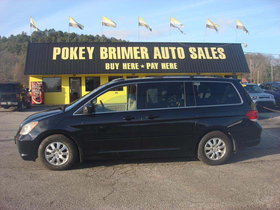 2009 Honda Odyssey  - 7212  - Pokey Brimer