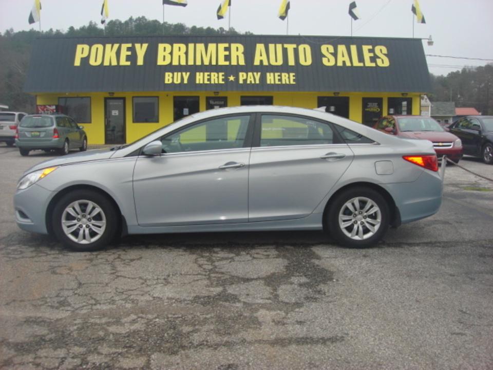 2012 Hyundai Sonata  - Pokey Brimer