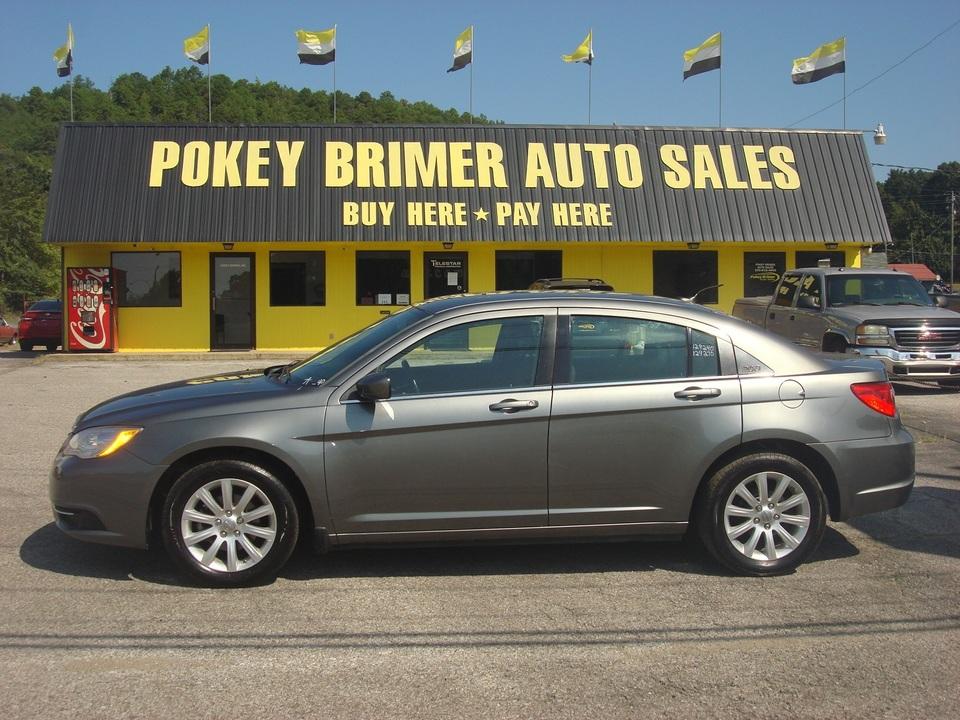 2013 Chrysler 200  - 7038  - Pokey Brimer