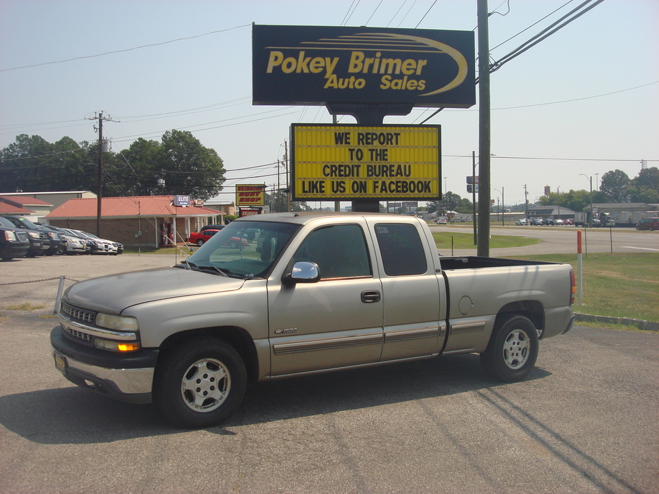 2001 Chevrolet Silverado 1500  - Pokey Brimer