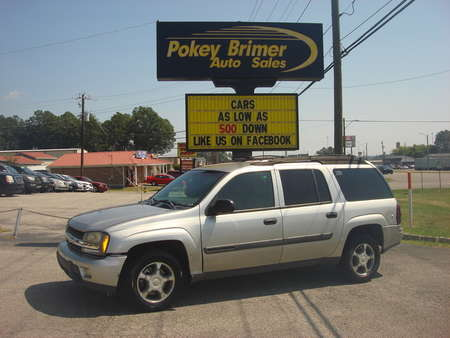 2004 Chevrolet TrailBlazer  for Sale  - 6452FA  - Pokey Brimer