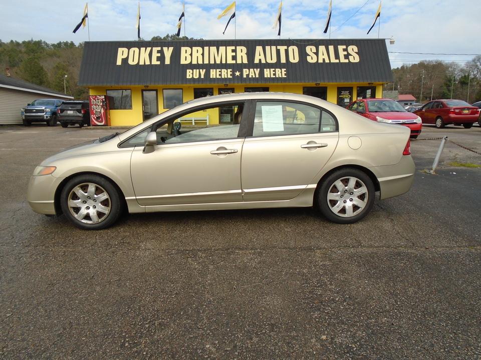2008 Honda Civic  - 7330  - Pokey Brimer