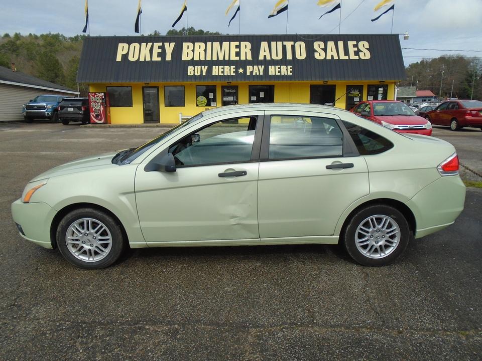 2011 Ford Focus  - 7372  - Pokey Brimer
