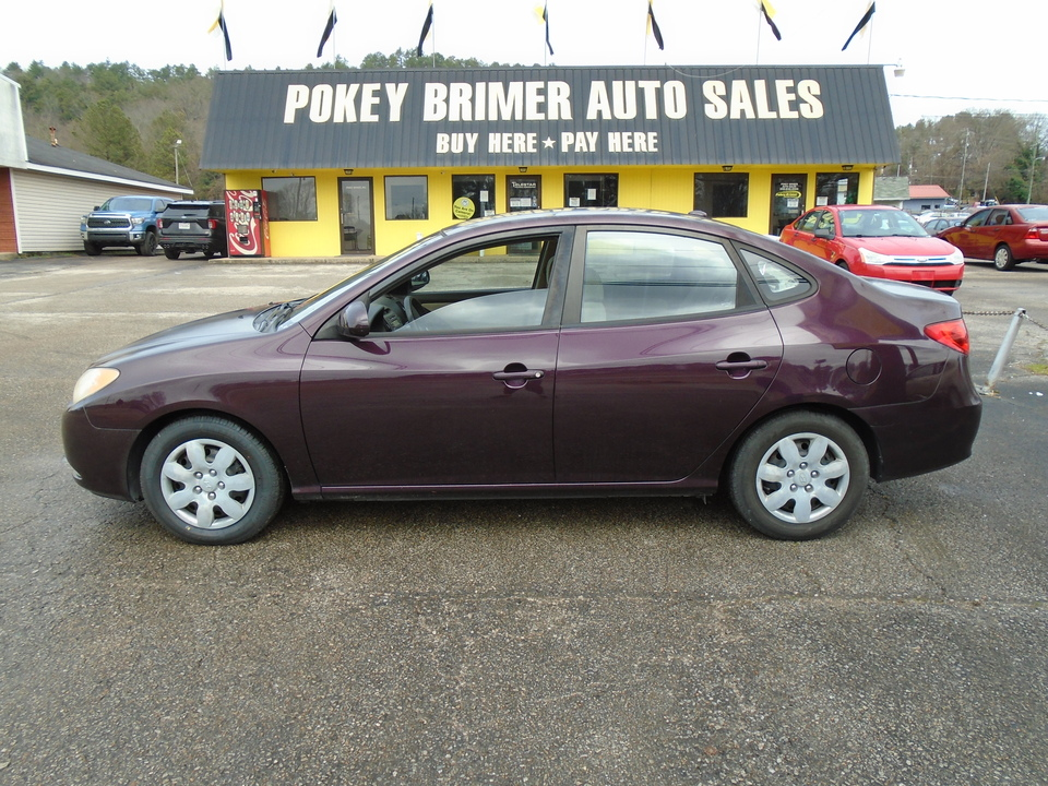 2007 Hyundai Elantra  - 7357  - Pokey Brimer