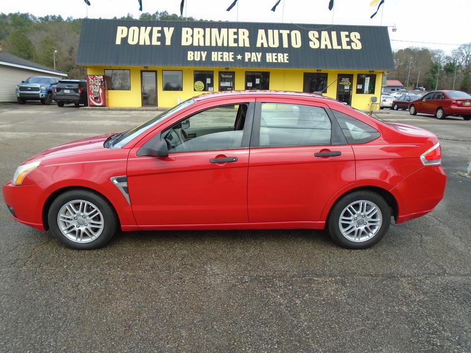 2008 Ford Focus  - Pokey Brimer