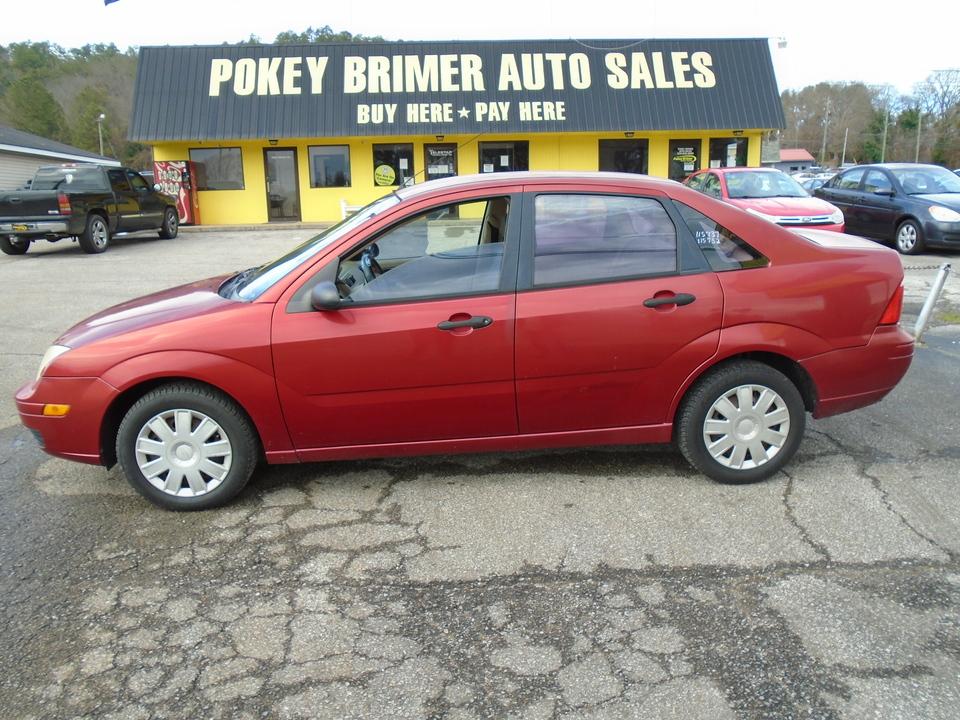 2005 Ford Focus  - 7347  - Pokey Brimer