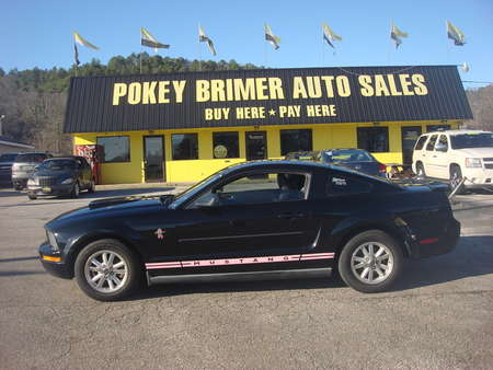 2008 Ford Mustang  for Sale  - 7133  - Pokey Brimer