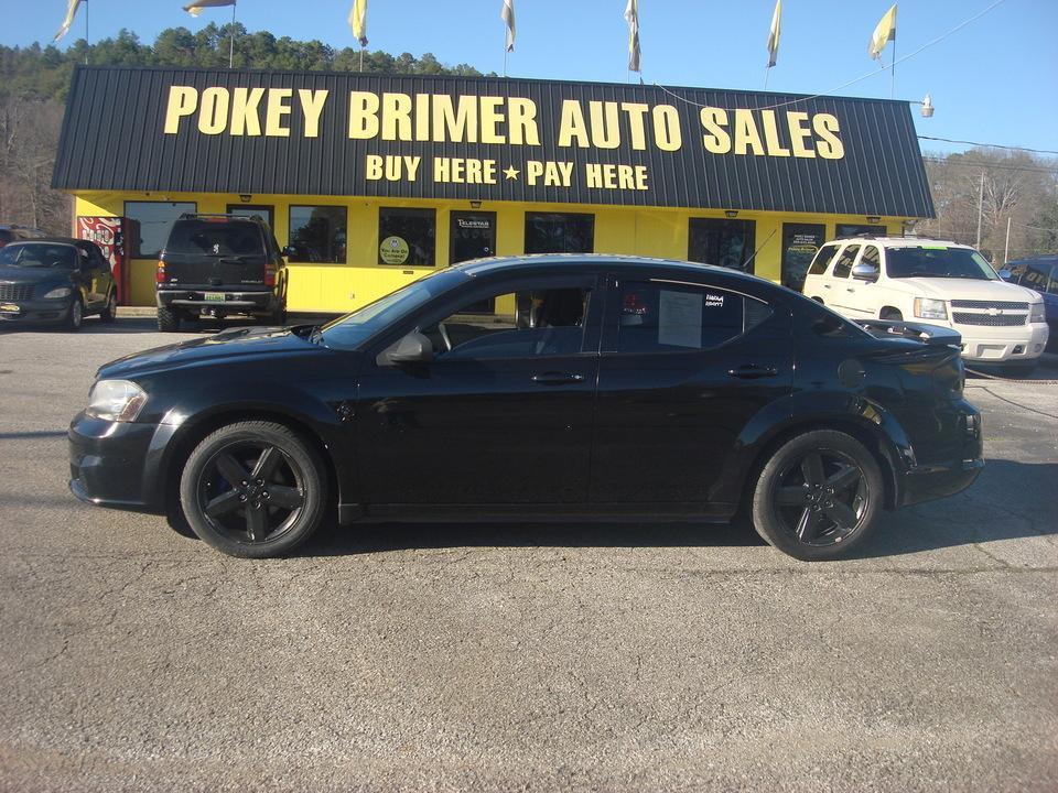 2013 Dodge Avenger  - 7235  - Pokey Brimer