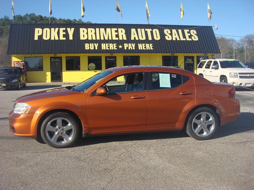 2011 Dodge Avenger  - Pokey Brimer