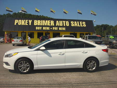 2016 Hyundai Sonata  for Sale  - 6742RA  - Pokey Brimer