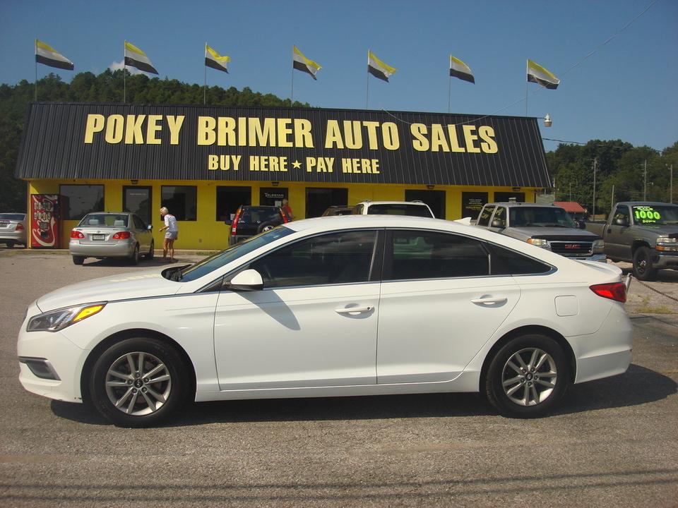 2016 Hyundai Sonata  - 6742RA  - Pokey Brimer