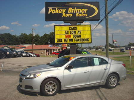 2014 Chevrolet Malibu  for Sale  - 6751FA  - Pokey Brimer