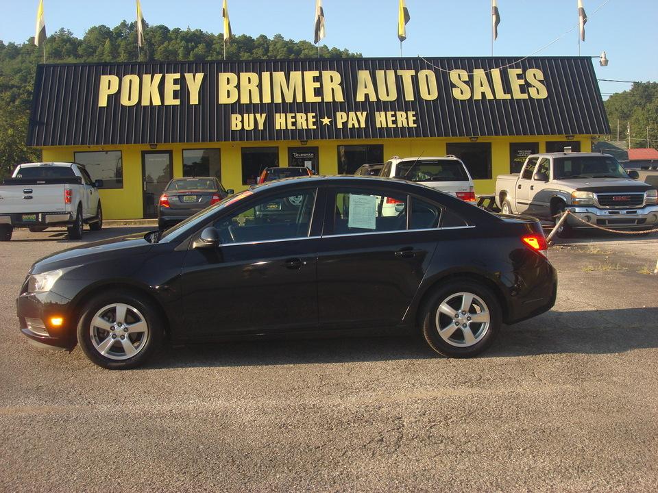 2011 Chevrolet Cruze  - 6637  - Pokey Brimer