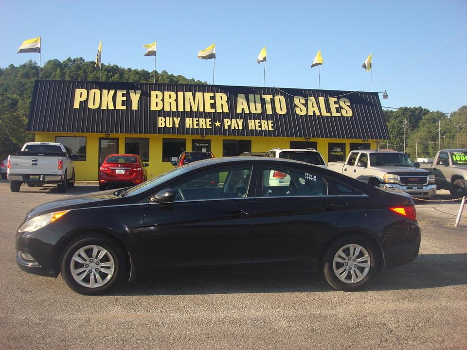 2011 Hyundai Sonata  - 6284  - Pokey Brimer