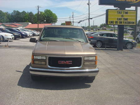 1997 GMC Sierra 1500  for Sale  - 7091  - Pokey Brimer