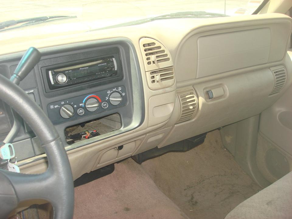 1997 GMC Sierra 1500  - Pokey Brimer