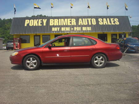 2001 Ford Taurus  for Sale  - 6221  - Pokey Brimer