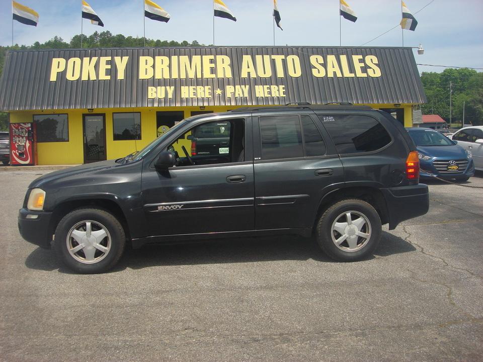 2003 GMC Envoy  - Pokey Brimer