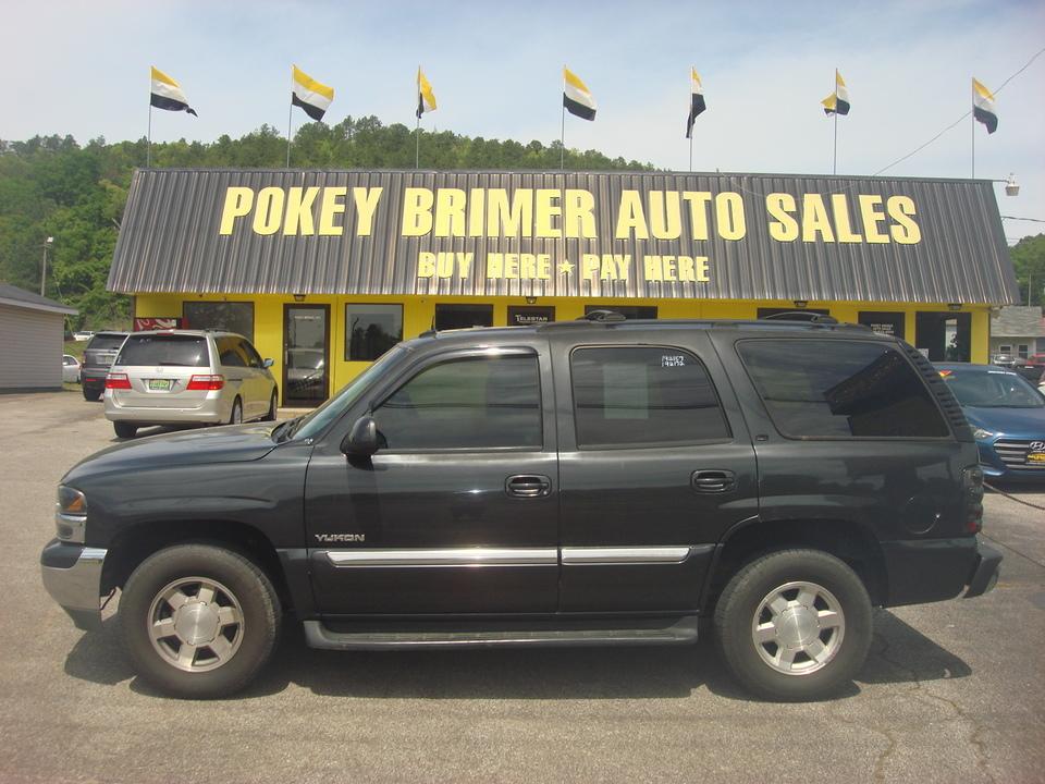 2004 GMC Yukon  - 6463TA  - Pokey Brimer