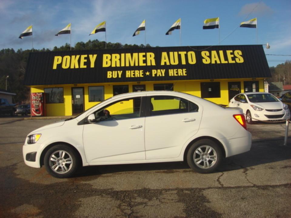 2013 Chevrolet Sonic  - 6564  - Pokey Brimer