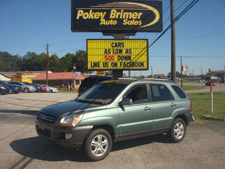 2008 Kia Sportage  for Sale  - 6985  - Pokey Brimer