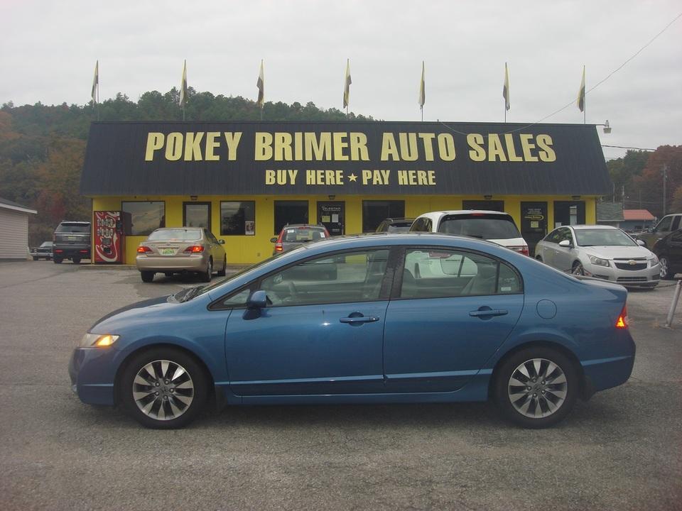 2009 Honda Civic  - Pokey Brimer