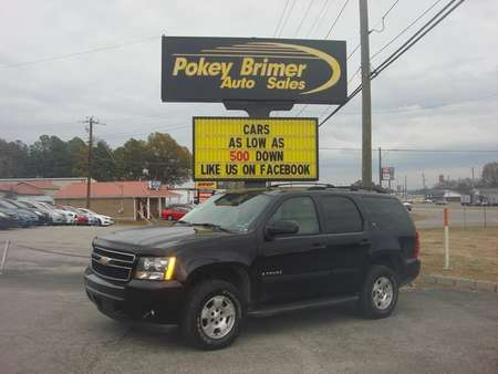 2007 Chevrolet Tahoe 4x4 3rd row seating for Sale  - 7111  - Pokey Brimer
