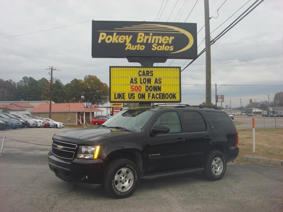 2007 Chevrolet Tahoe  - Pokey Brimer