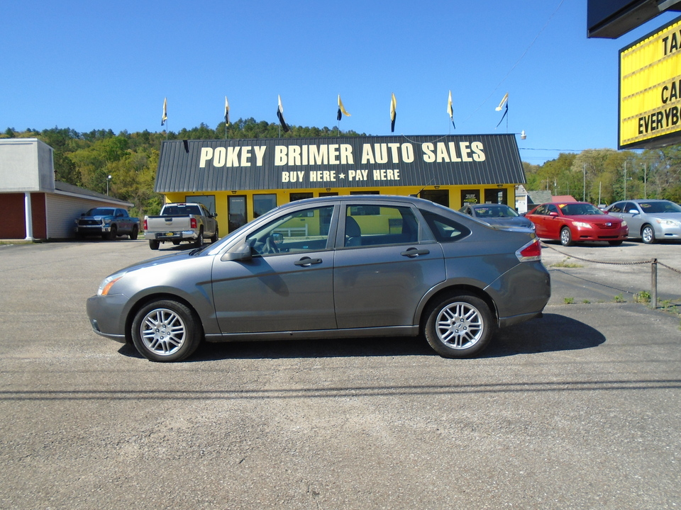 2010 Ford Focus  - Pokey Brimer