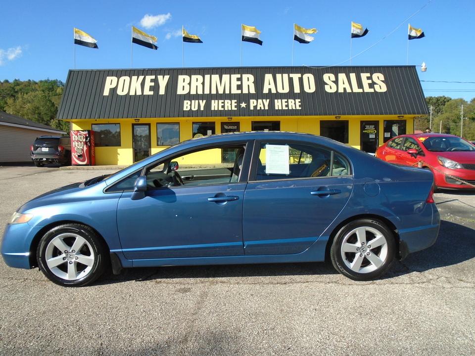2007 Honda Civic  - 7325  - Pokey Brimer
