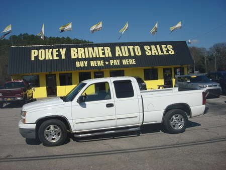 2007 Chevrolet Silverado 1500  for Sale  - 7103  - Pokey Brimer