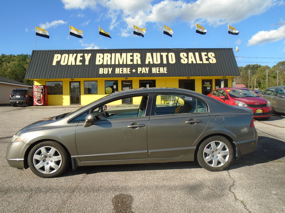 2006 Honda Civic  - 7279  - Pokey Brimer